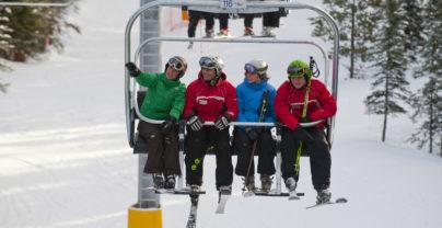 Skivakantie naar Jasper – Marmot Basin