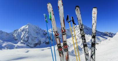 Wintersport in Canada: neem je eigen skiuitrusting mee