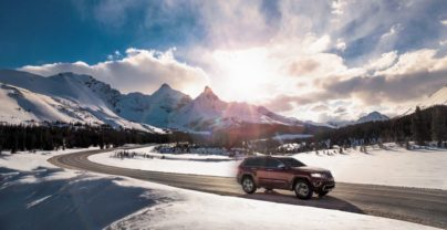 Skisafari: Rocky Mountains Winter Roadtrip