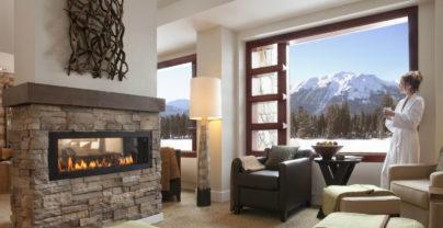 Luxe wintersport naar Jasper