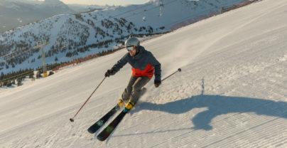 Skivakantie |  Marmot Basin