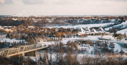Ontdek het beste van Edmonton en Jasper