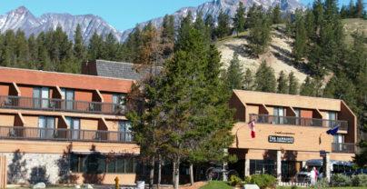 Combineer Edmonton en Jasper: Sawridge Inn