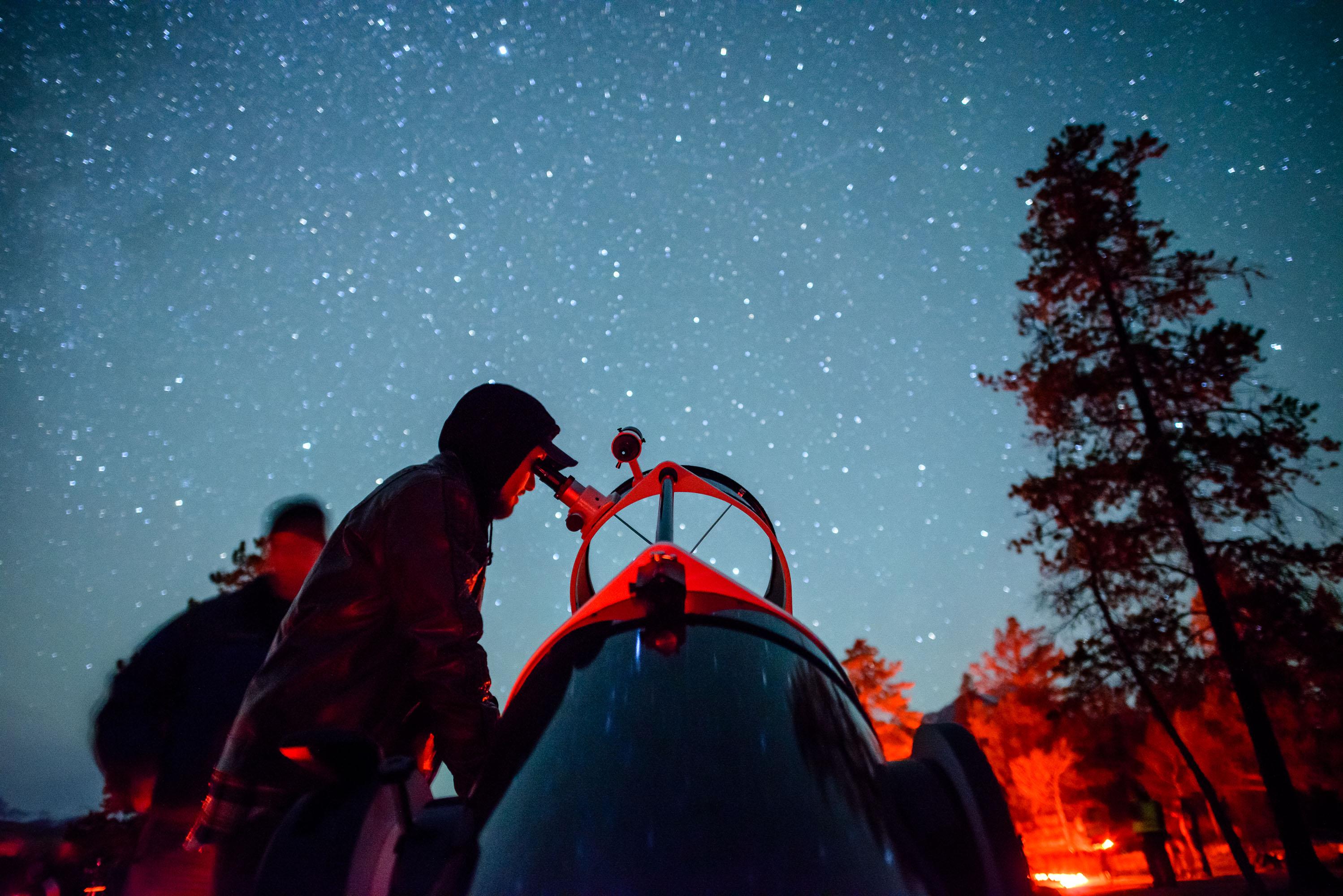 Planetarium Jasper National Park