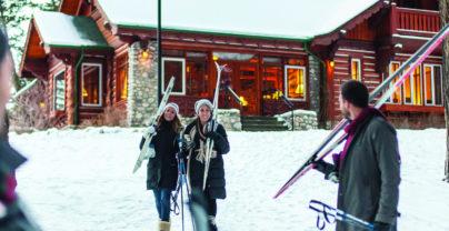 Luxueuze skiweek in Canada