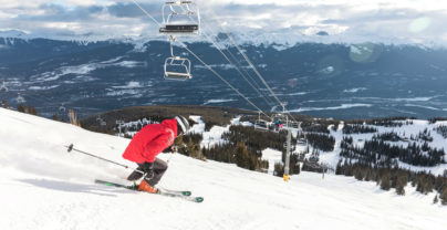 Skisafari Jasper, Lake Louise & Banff